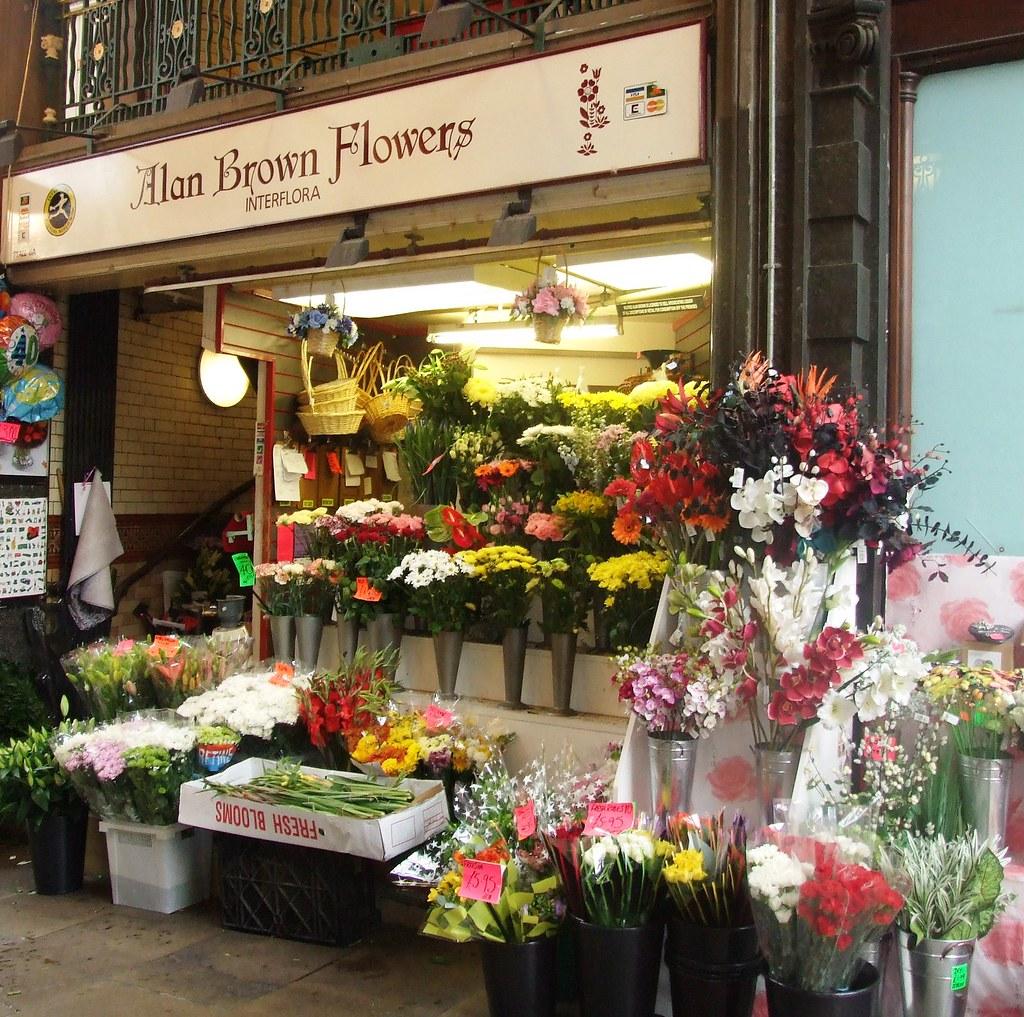Alan Brown Flowers Experience Leeds Markets Flickr