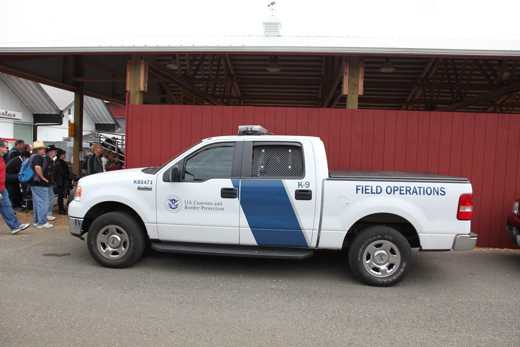 Ford F150 2010 >> DHS US Customs and Border Protection K-9 Ford F-150 IMG_71… | Flickr