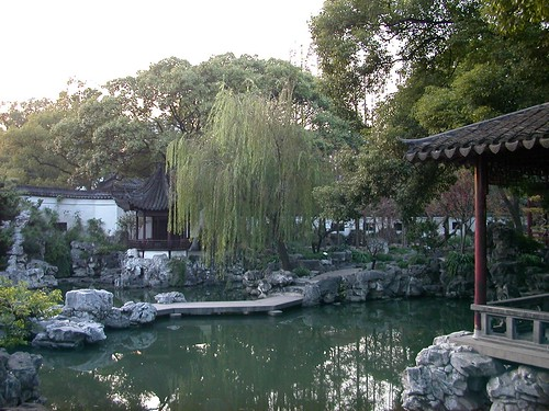 Chinese Garden in Shanghai | by Muskie McKay