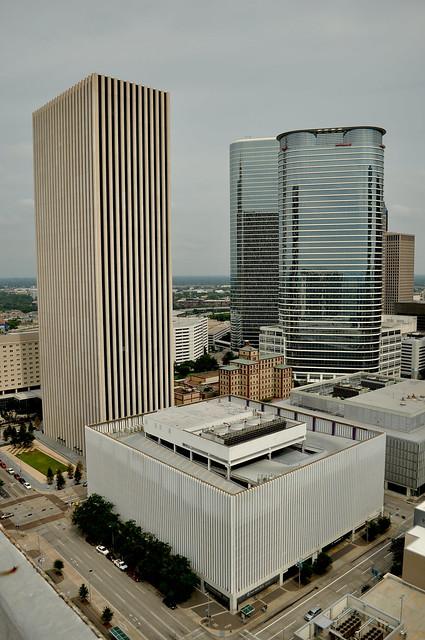 Kbr Tower Enron Building Flickr Photo Sharing