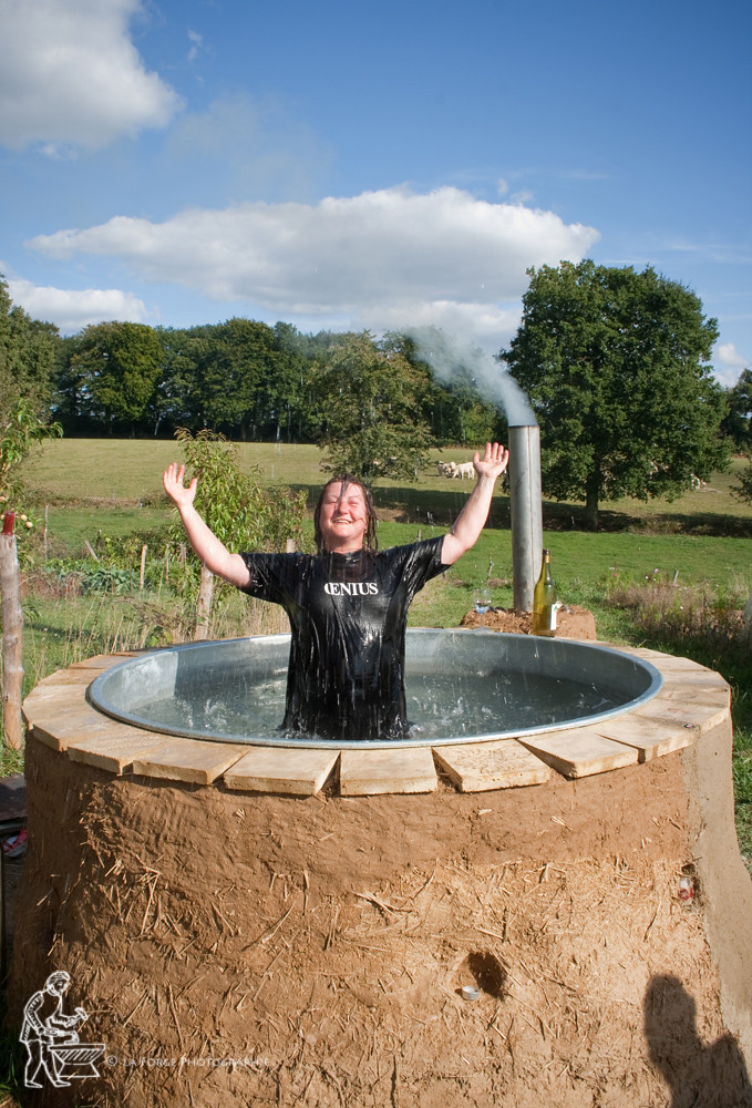 Hot Tub Genius Taken For The The The Travelling Genius