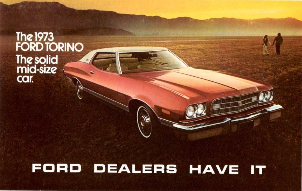 73 Ford Gran Torino >> 1973 Ford Gran Torino 2-Door Hardtop | Alden Jewell | Flickr