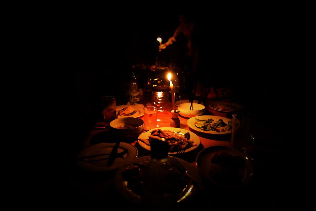 Power Outage North Carolina Island