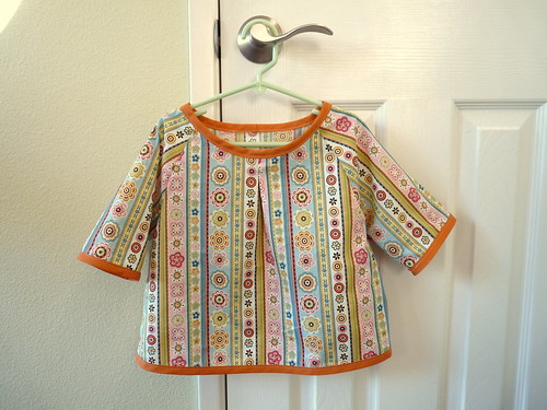 Sew Liberated Flora tunic | by dontfeartheripper