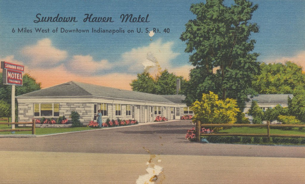 Sundown Haven Motel - Indianapolis, Indiana