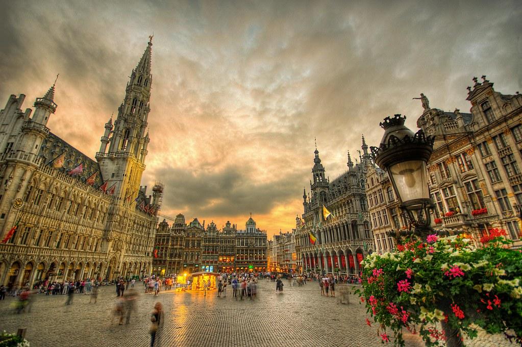 Grand Caf Ef Bf Bd Bruxelles