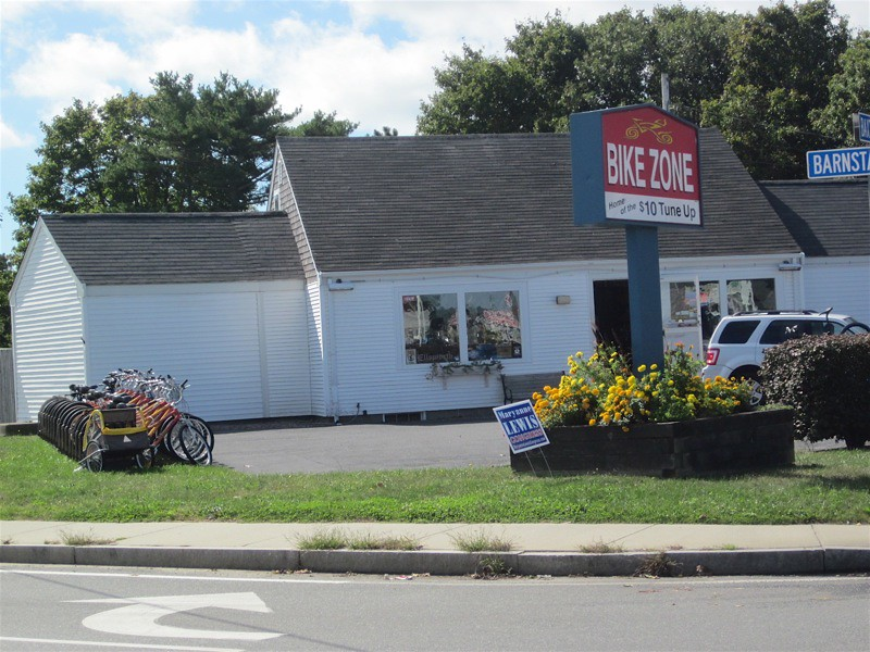 Bike Zone Hyannis Bike Zone by localmn