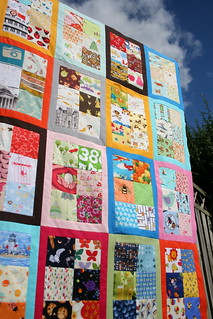 I spy quilt | by katie@swimbikequilt