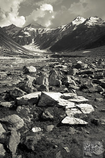 Black & White Valley - Explore | by Syed Sibt-e-Hassan