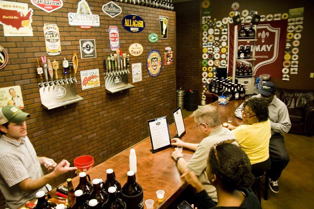Growlers Craft Beer Ales