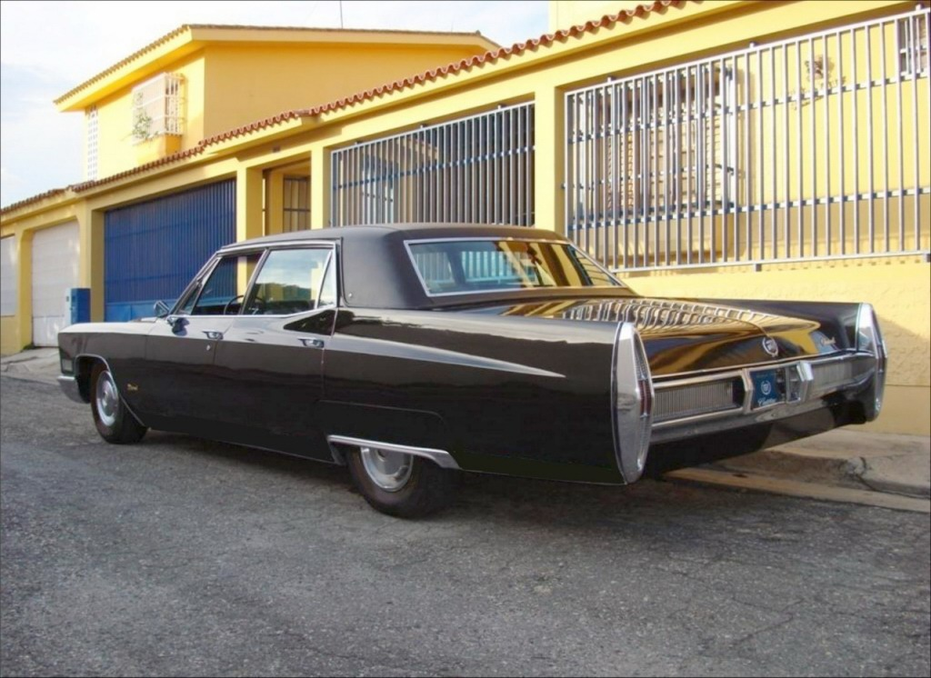 1967 Cadillac Fleetwood | 1970 Lincoln Continental | Flickr