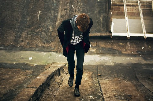 walk the line | by Theo Gosselin