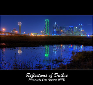Reflections of Dallas | by Sean Raymond Photography aka ShutterKrazy