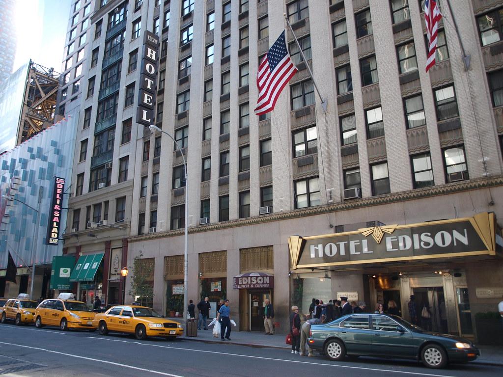 Four Seasons Hotel New York Ny