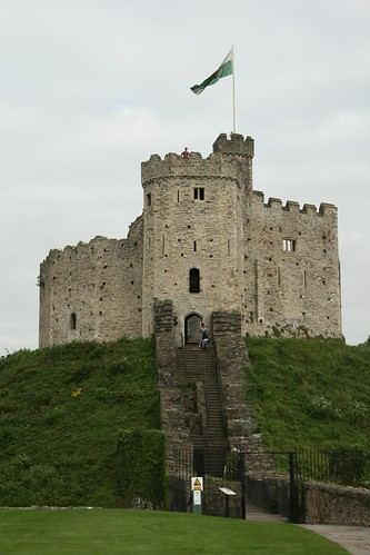 Norman Keep at Cardiff Castle | by Sandman5