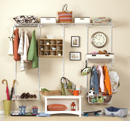 Rubbermaid Homefree Series Closet System Rubbermaid Homefr Flickr