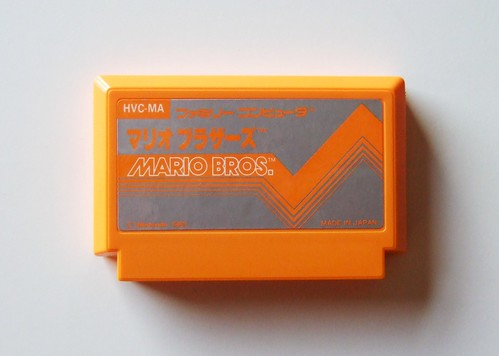 Famicom 'Mario Bros' | by bochalla