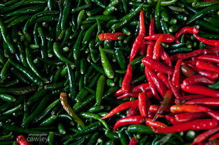 Chilli contrast | by deanburied