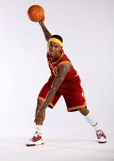 Booby 2010 Media Day Photo | by Cavs History