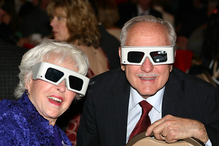 Guests posing with glasses at Leadership Dinner | by California State University Channel Islands