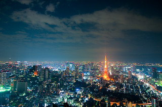 Tokyo Tower | by inoc
