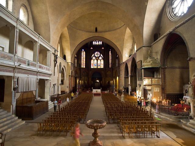 Cath drale saint tienne de cahors flickr photo sharing - Cathedrale saint etienne de cahors ...