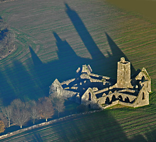 kilcrea friary airborne 14-11-2010 | by silyld