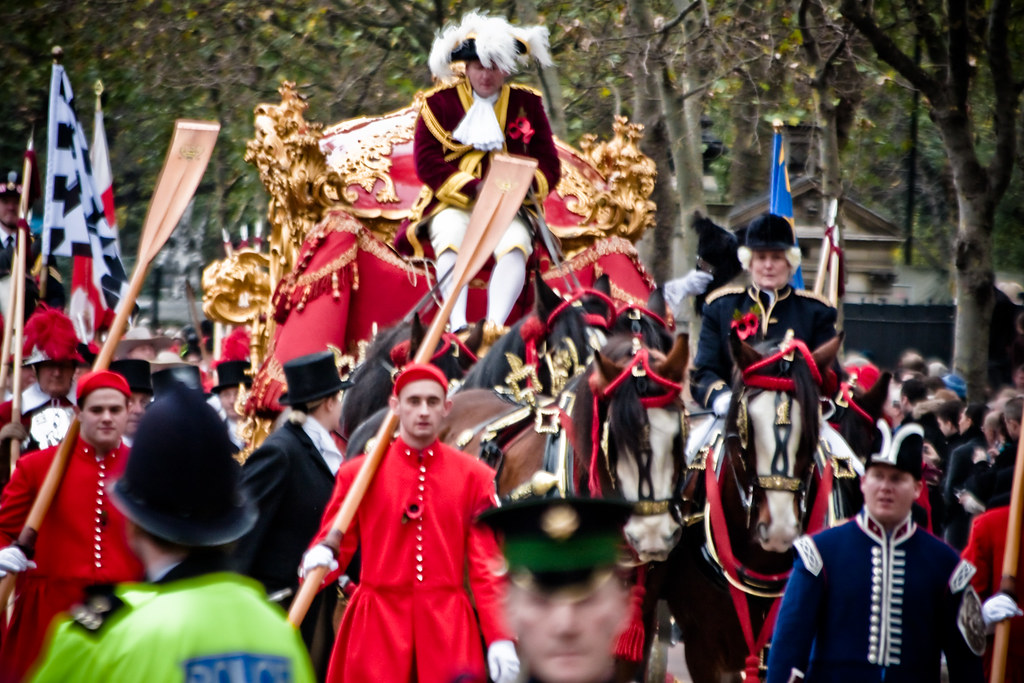 Lord Mayor's Show 2010 - 23 | Taken at the Lord Mayor's ...