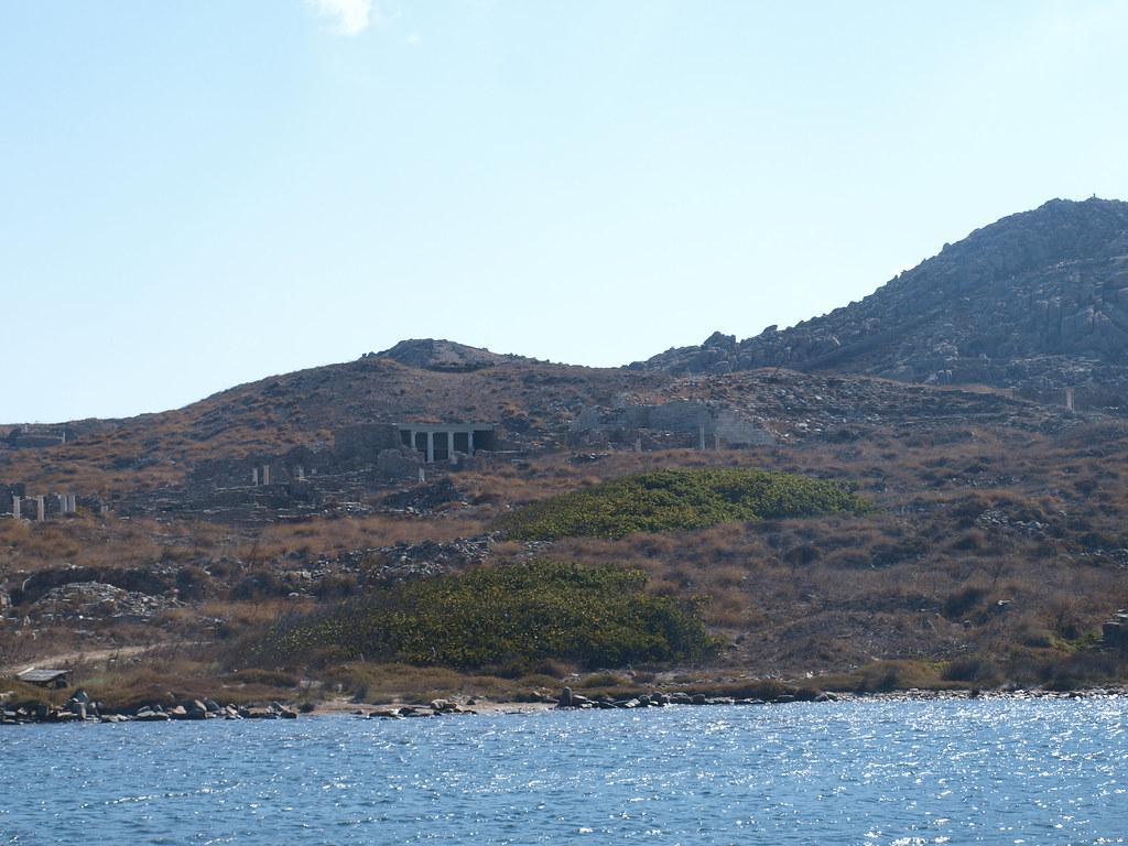 Mt. Kynthos (I)  AWIB-ISAW: Mt. Kynthos (I) A view of Mt ...