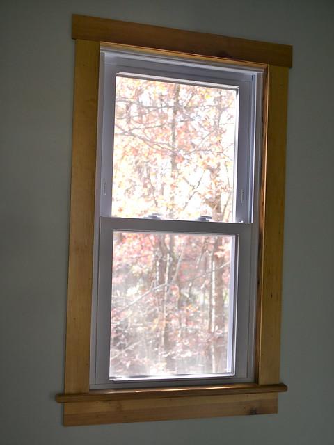 Heart Pine Bathroom Window Trim Flickr Photo Sharing