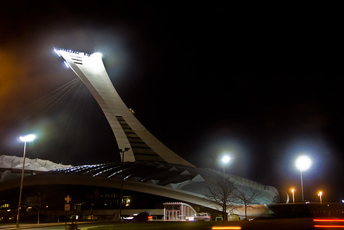 Stade Olympique de Montreal | by Oddition