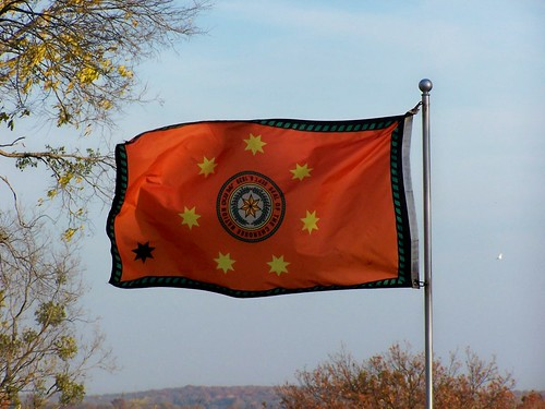Flag of the Cherokee Nation | by J. Stephen Conn
