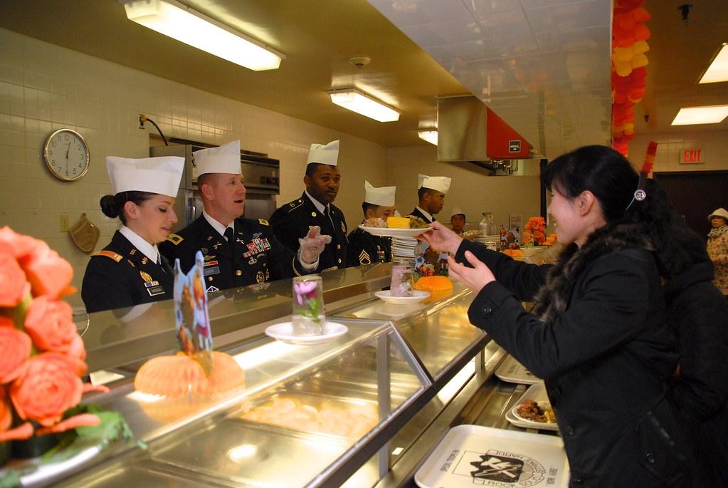 Help Serve Thanksgiving Dinner In Grover Beach