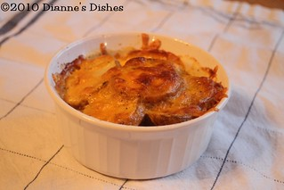 Sinfully Easy Scalloped Potatoes | by Dianne's Dishes