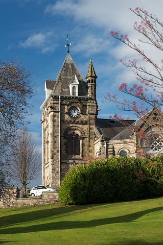 Pitlochry Parish Church | by itmpa