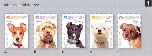 1 Australian Stamps 2010 | by hytam2