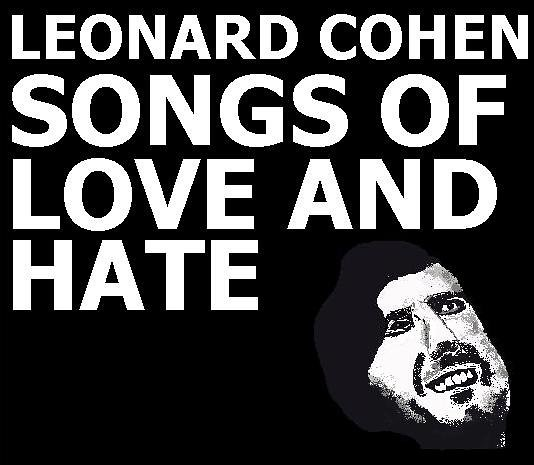 Leonard Cohen, Songs Of Love And Hate - Alex Grantham