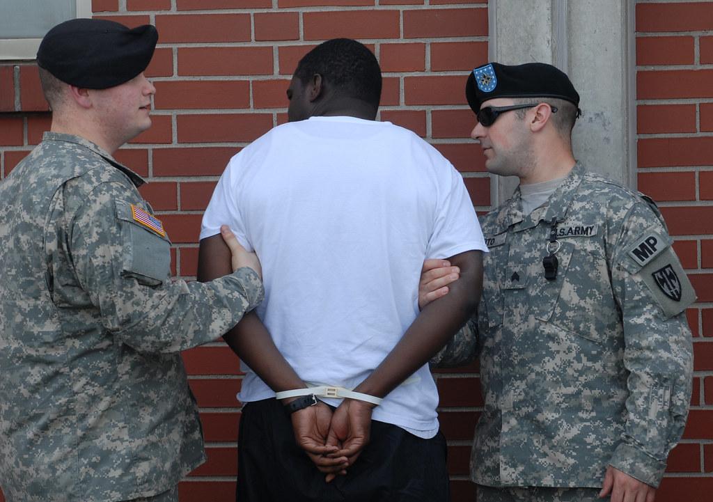 u s  army confinement facility