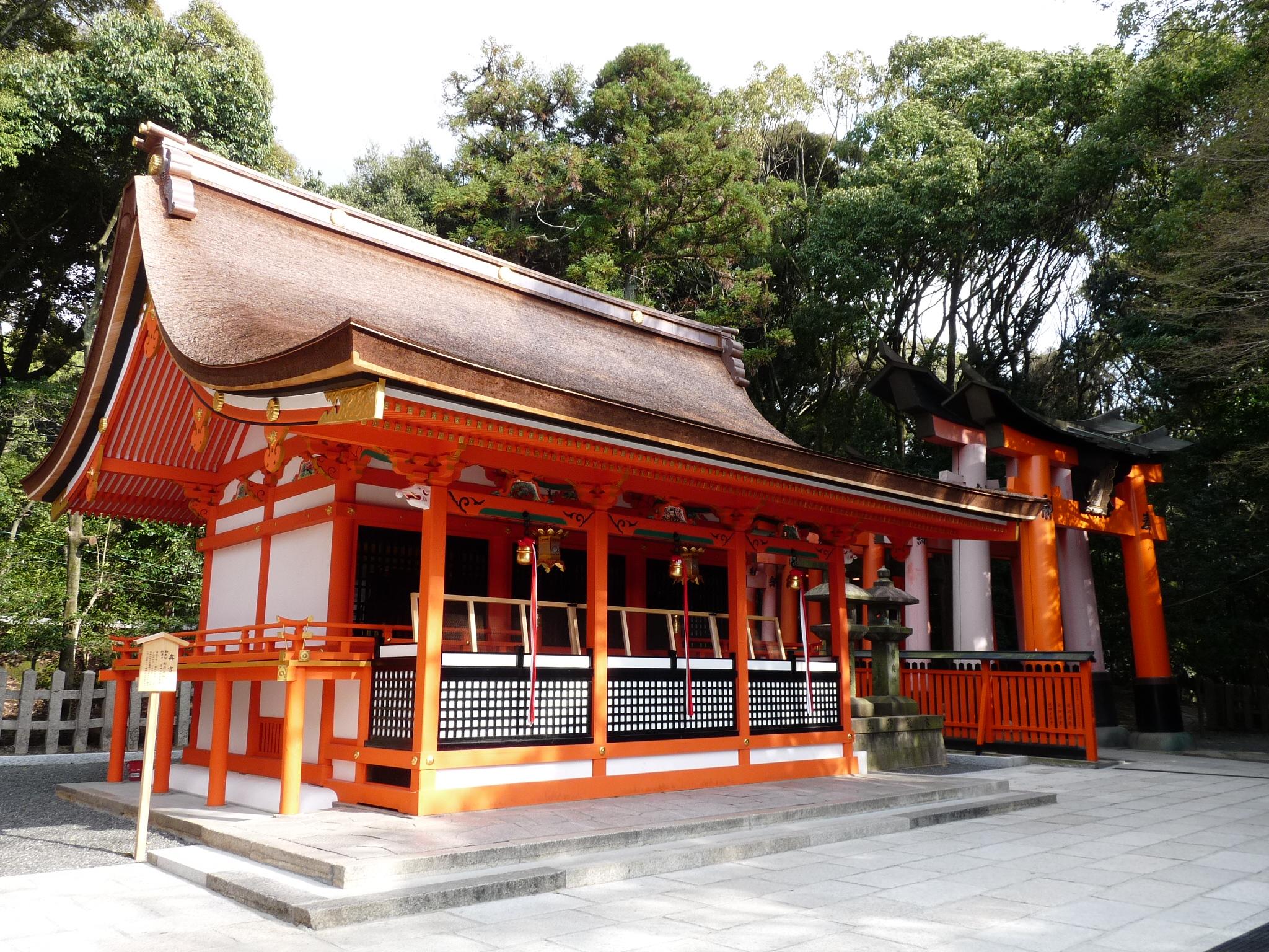 Fushimi Inari Taisha (伏見稲荷大社), Kyoto (京都)