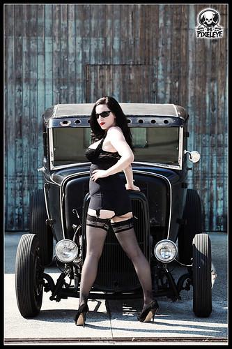 Katja Cintja Black Rod Coupe II Photography By Dirk