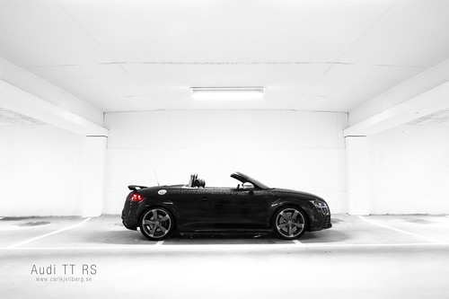 Audi TT RS | by Carl Kjellberg