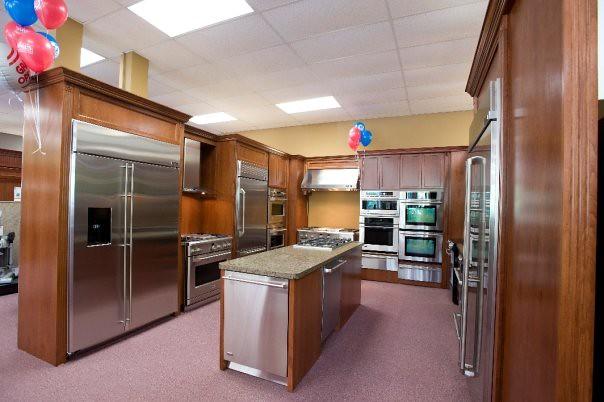 GE Monogram Kitchen Appliance Display | We display GE Monogr… | Flickr