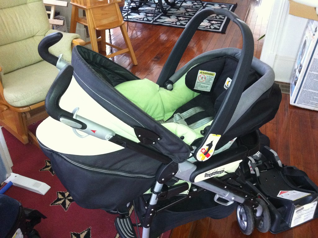 Peg Perego Pliko P3 Stroller And Primo Viaggio Infant Car Flickr