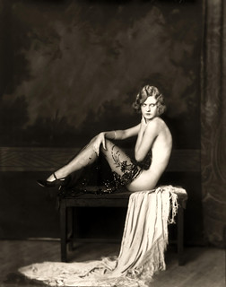 Ziegfeld Model - Risque - 1920s - by Alfred Cheney Johnston | by ky_olsen