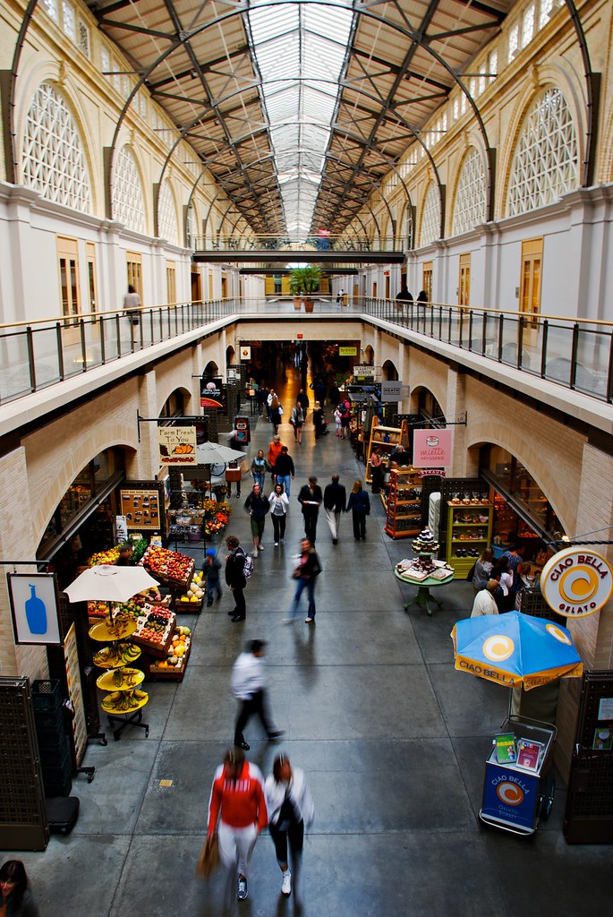 Ferry Building Marketplace As I Have Written In Previous