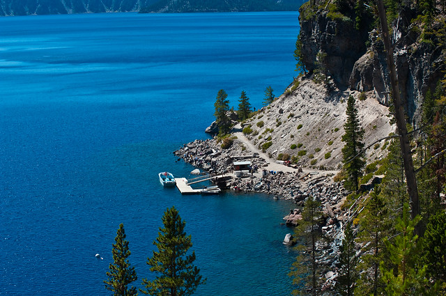 Crater Lake Boat Tours