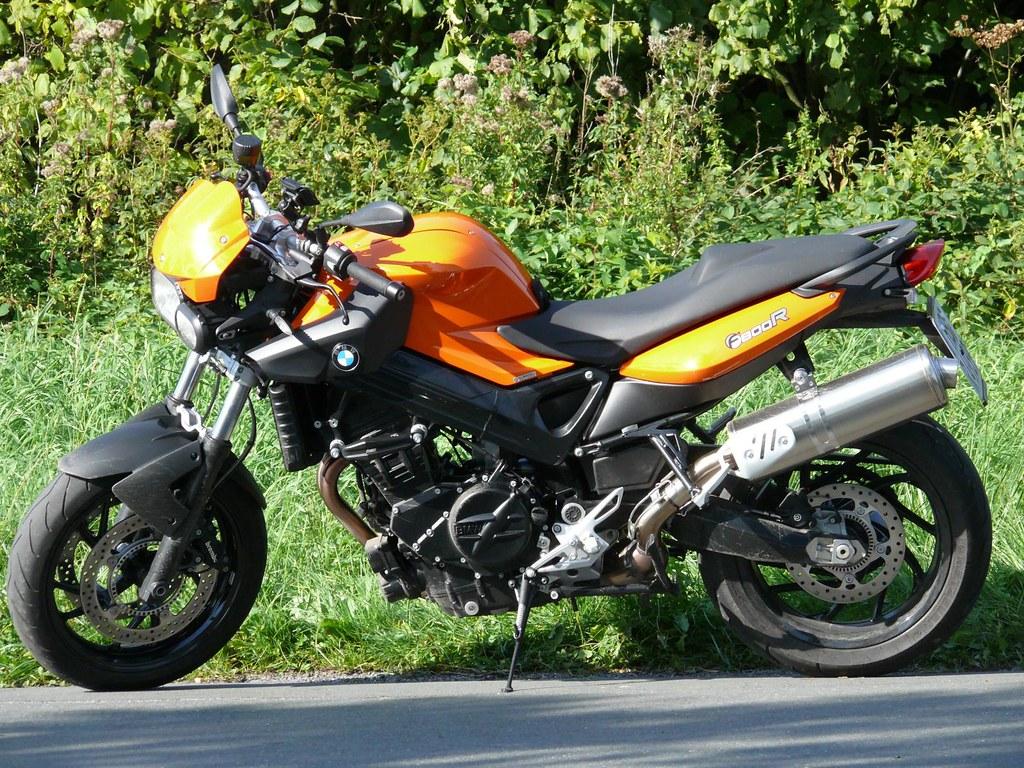 BMW F800R Orange L