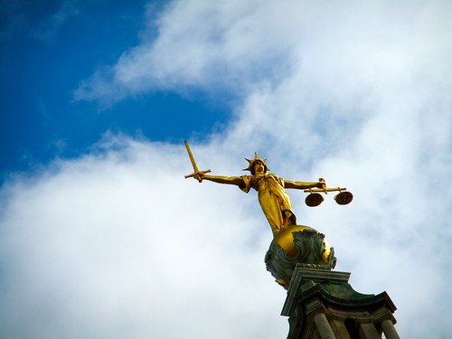 The scales of justice | by James Cridland