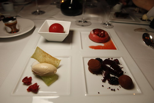 Summer dessert tasting - Jean Georges, NYC | by Conway Yen