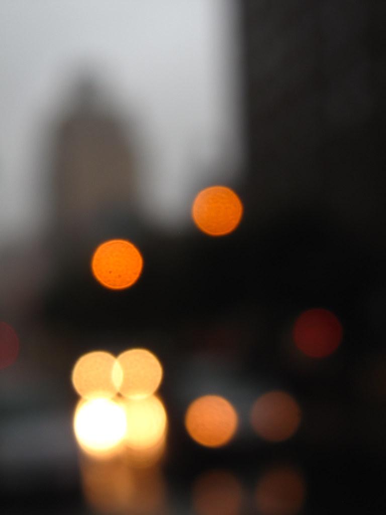 Blurry lights | Blurred street lights, New York | foto5 ...  Blurry lights |...